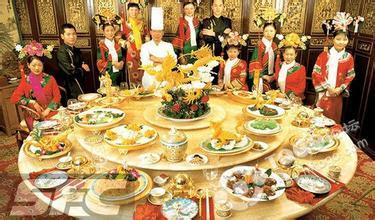 满汉全席108道菜,到底是怎么回事儿?