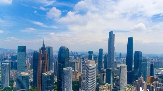 全球城市品牌价值500强发布,广深进入前50