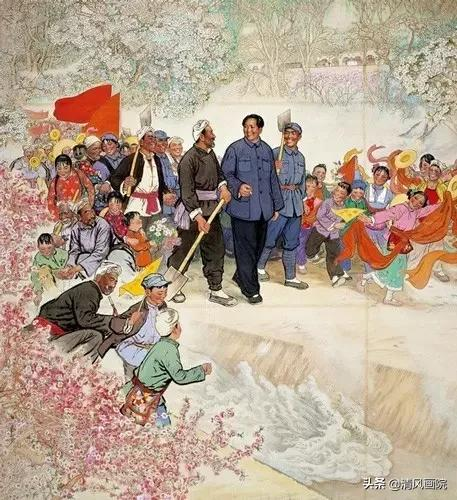 如何看待中国画艺术价值?