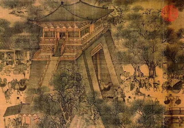 看宋画就知道,我们离中国的传统越来越远了