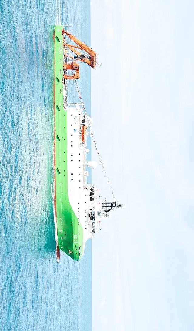 """中国船级社为""""探索二号""""驶向深蓝""""保驾护航"""""""