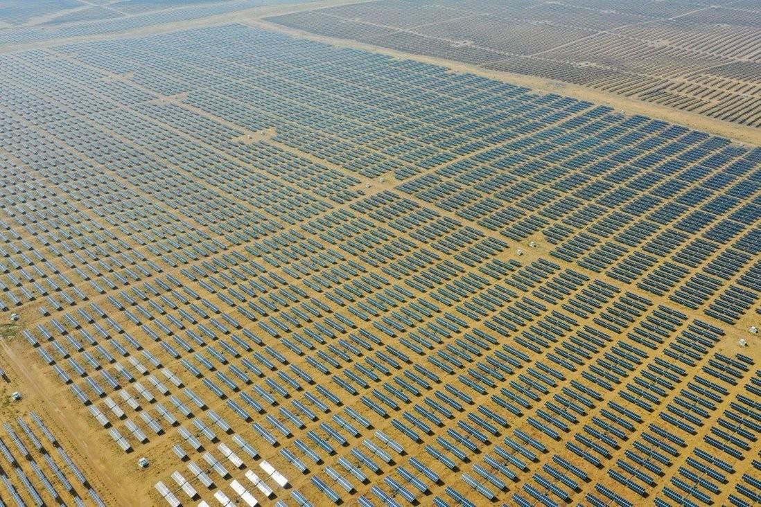 中国新能源建设有新动作,将投资100GW项目,超印度装机总和